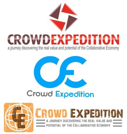 Crowd Expedition logo Gig Economy
